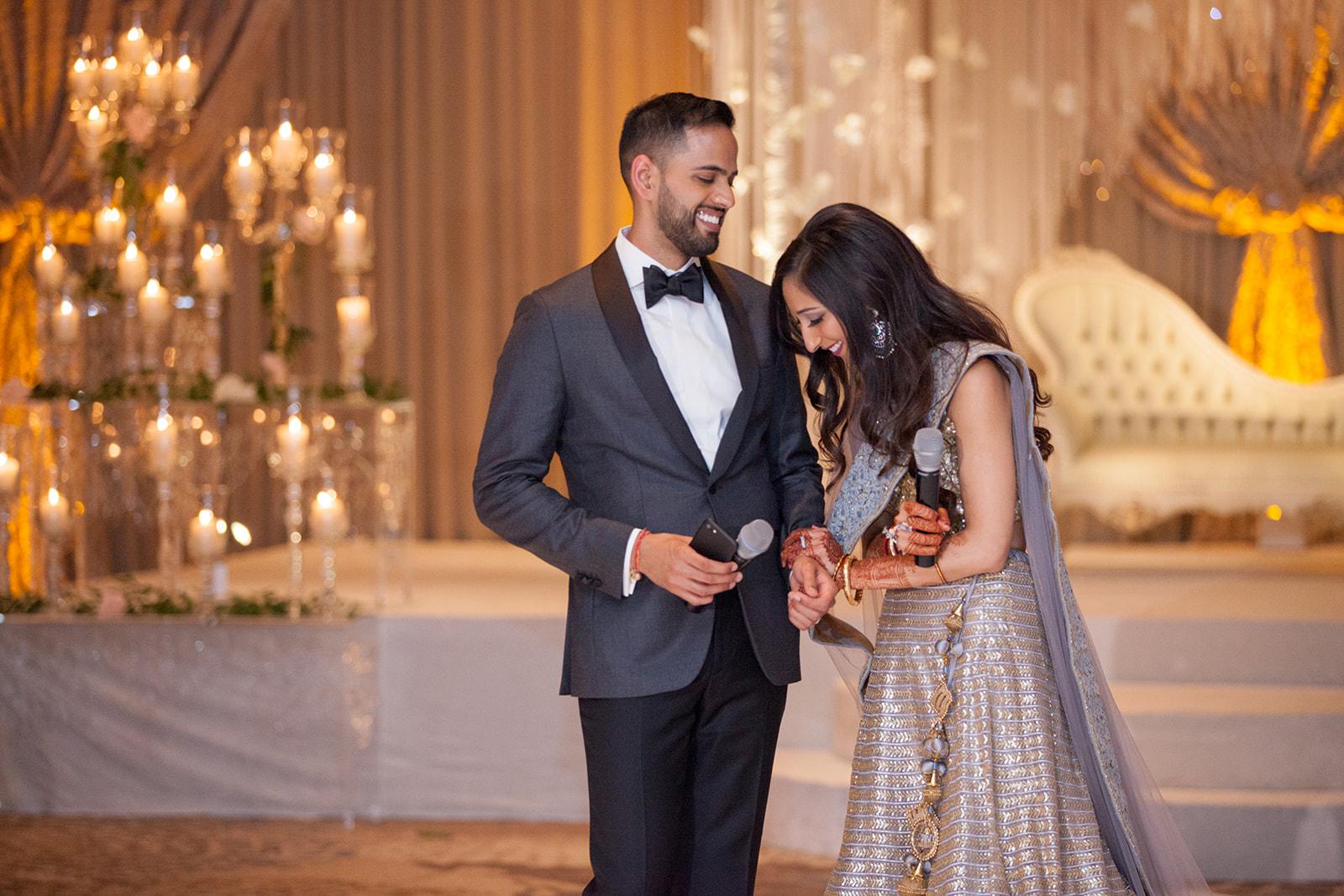 Le Cape Weddings - Puja and Kheelan - Reception -83.jpg