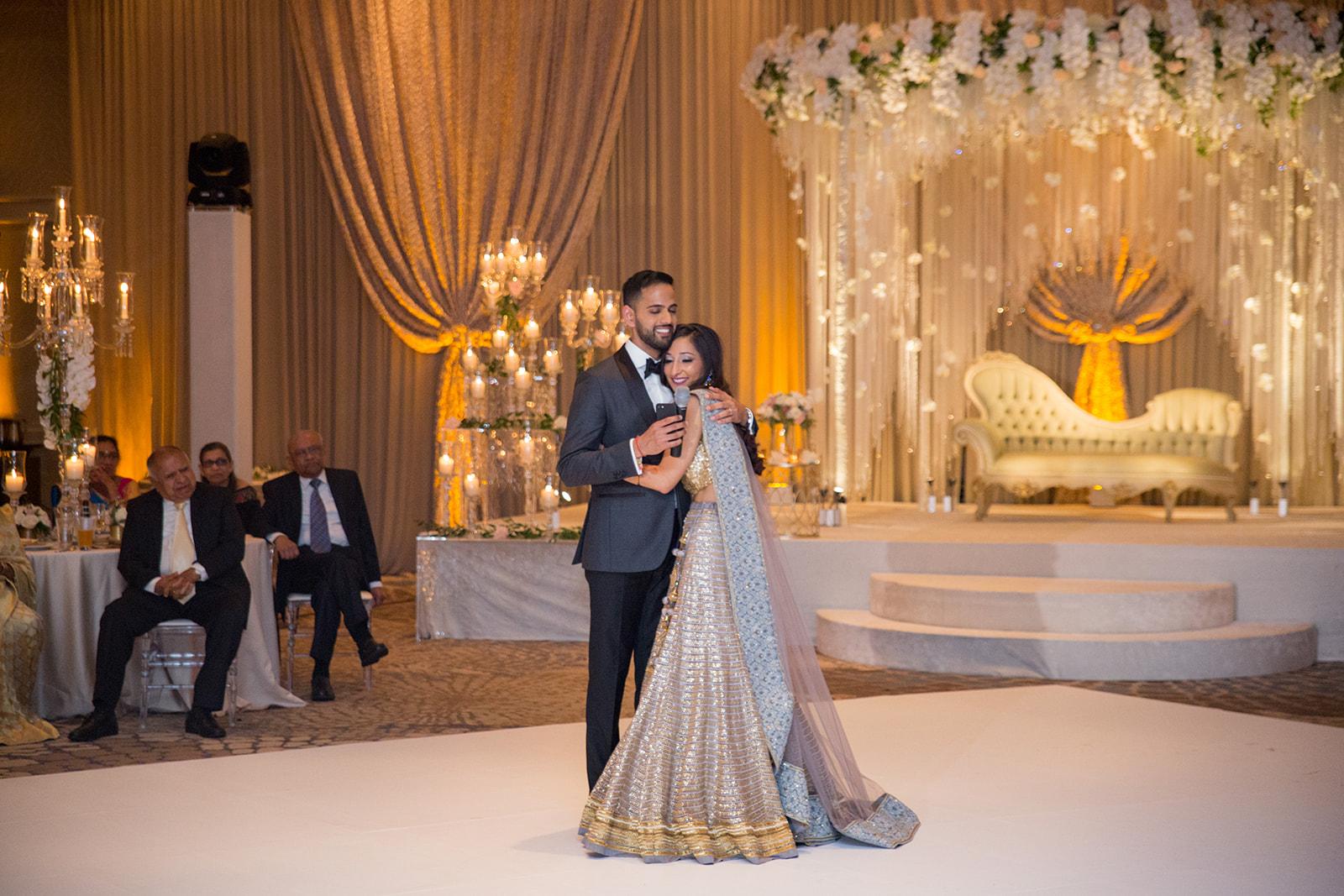 Le Cape Weddings - Puja and Kheelan - Reception -85.jpg
