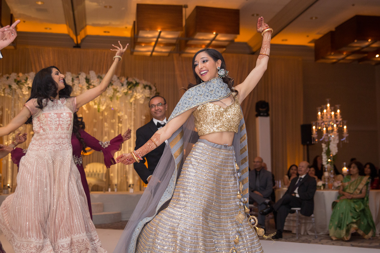 Le Cape Weddings - Puja and Kheelan - Reception -115.jpg