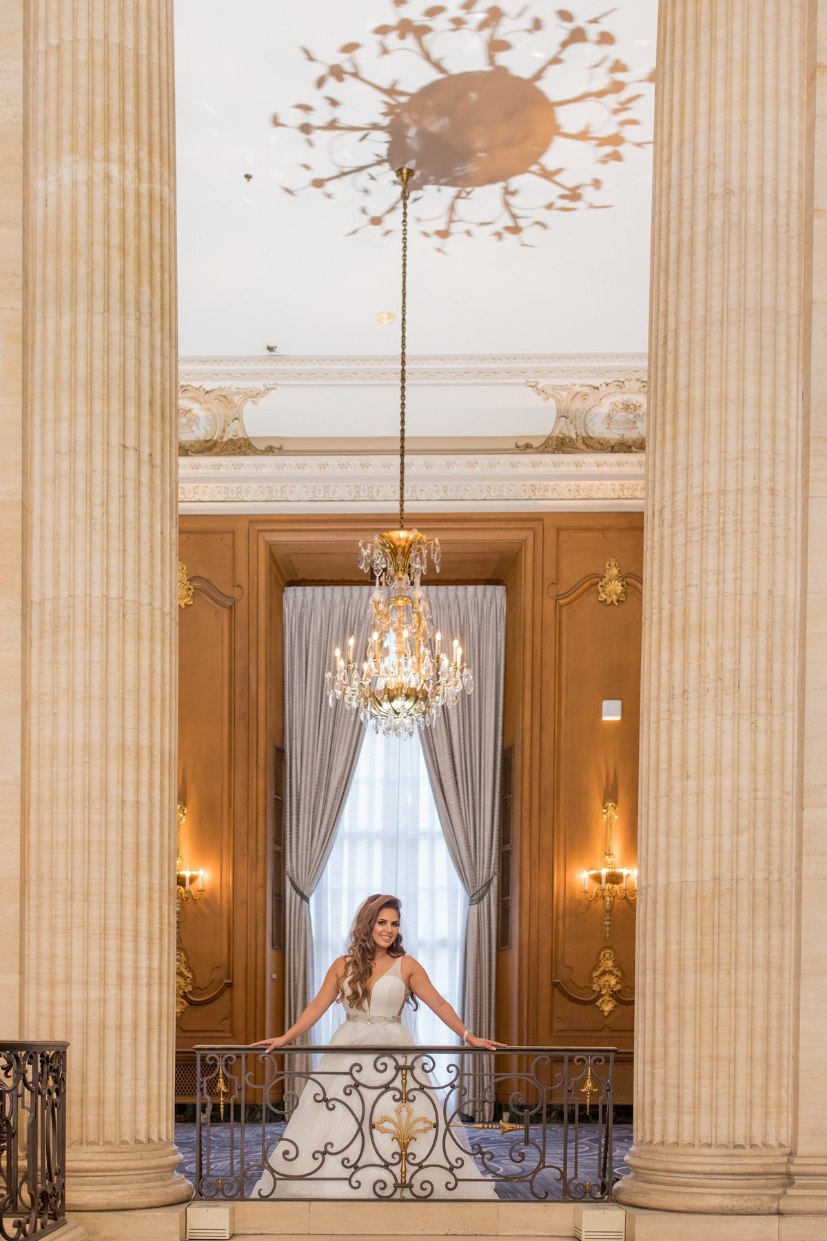 Le Cape Weddings - Laila and Anthony - Chicago Wedding - Bride Portraits -15.jpg