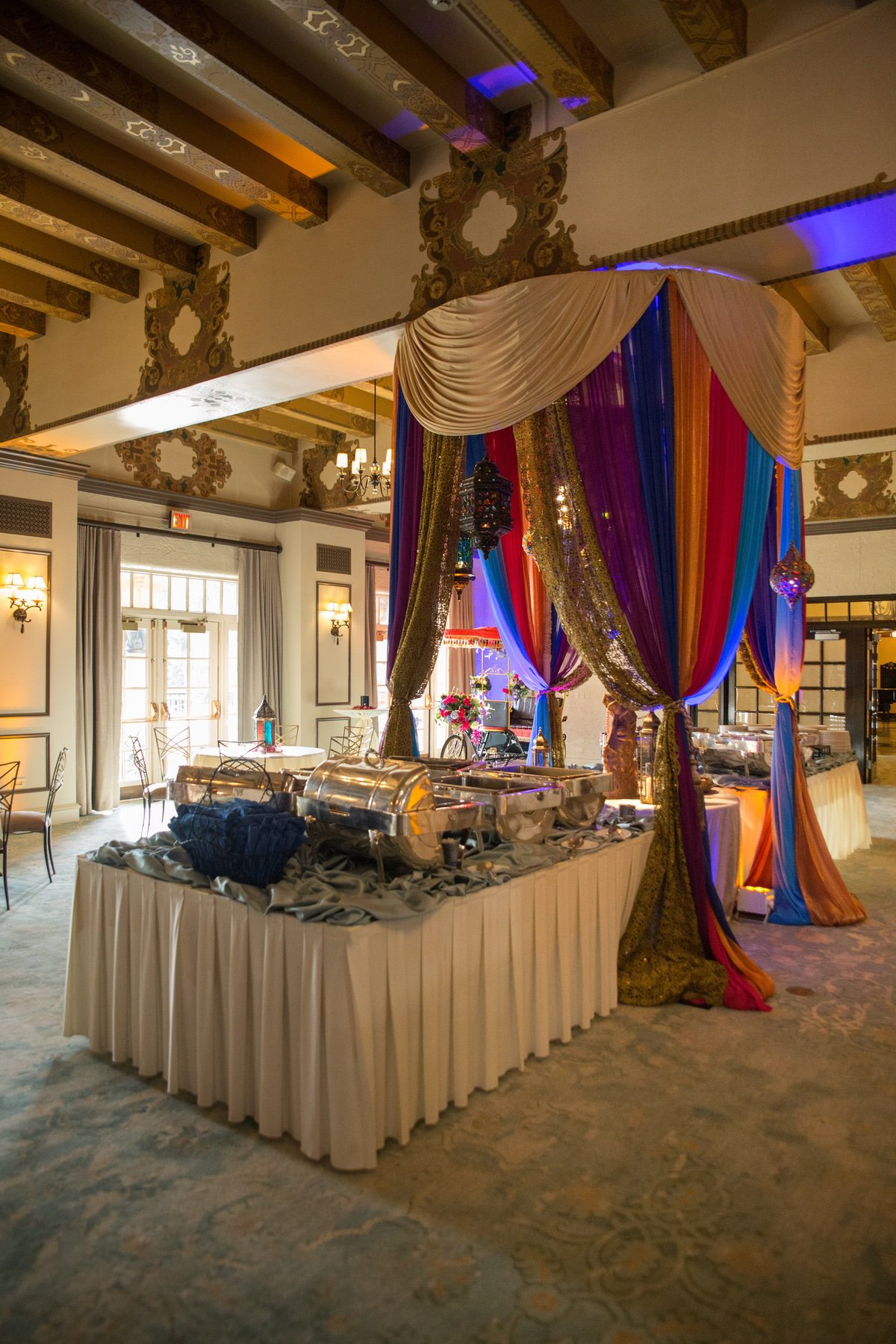 Le Cape Weddings - South Asian Wedding - Trisha and Jordan - Sangeet --250.jpg