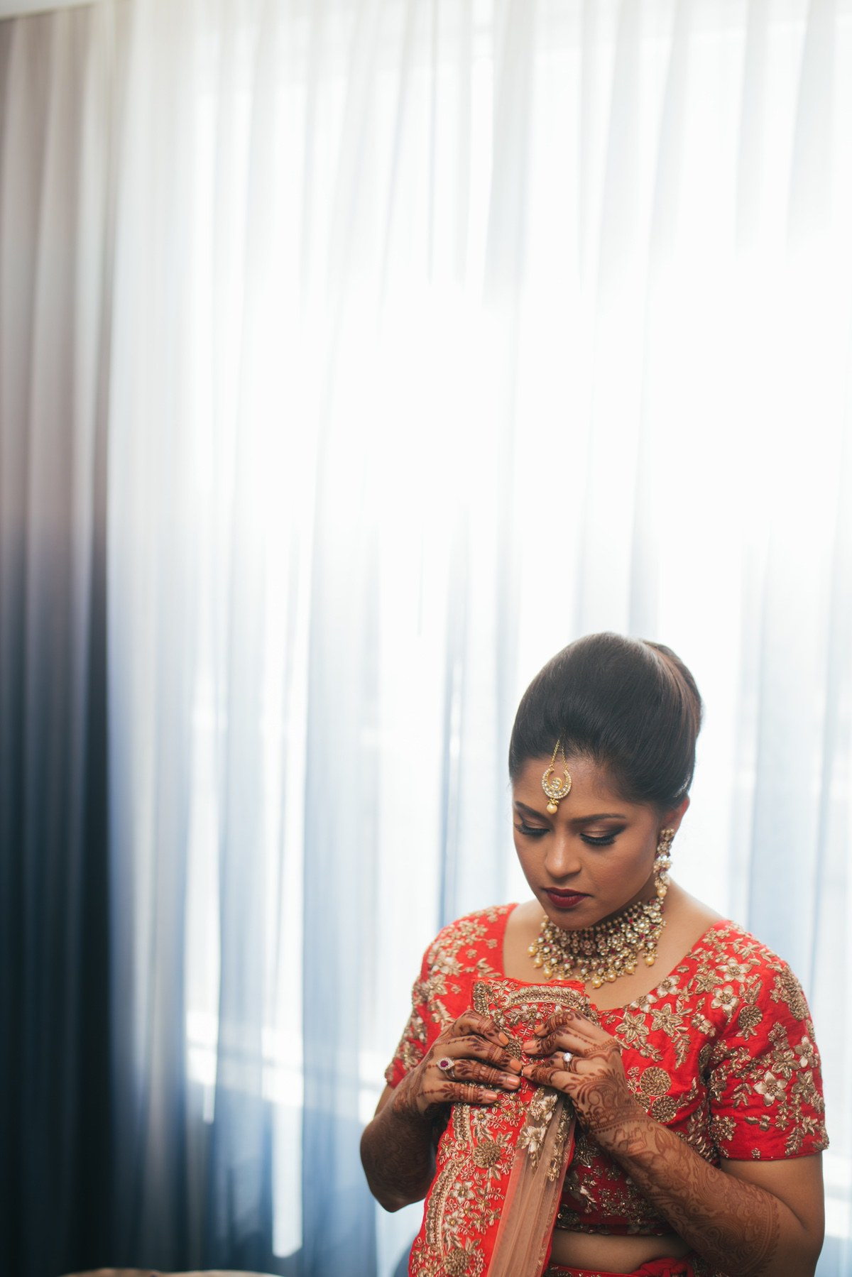 Le Cape Weddings - South Asian Wedding - Trisha and Jordan - Bride Getting Ready AM --16.jpg