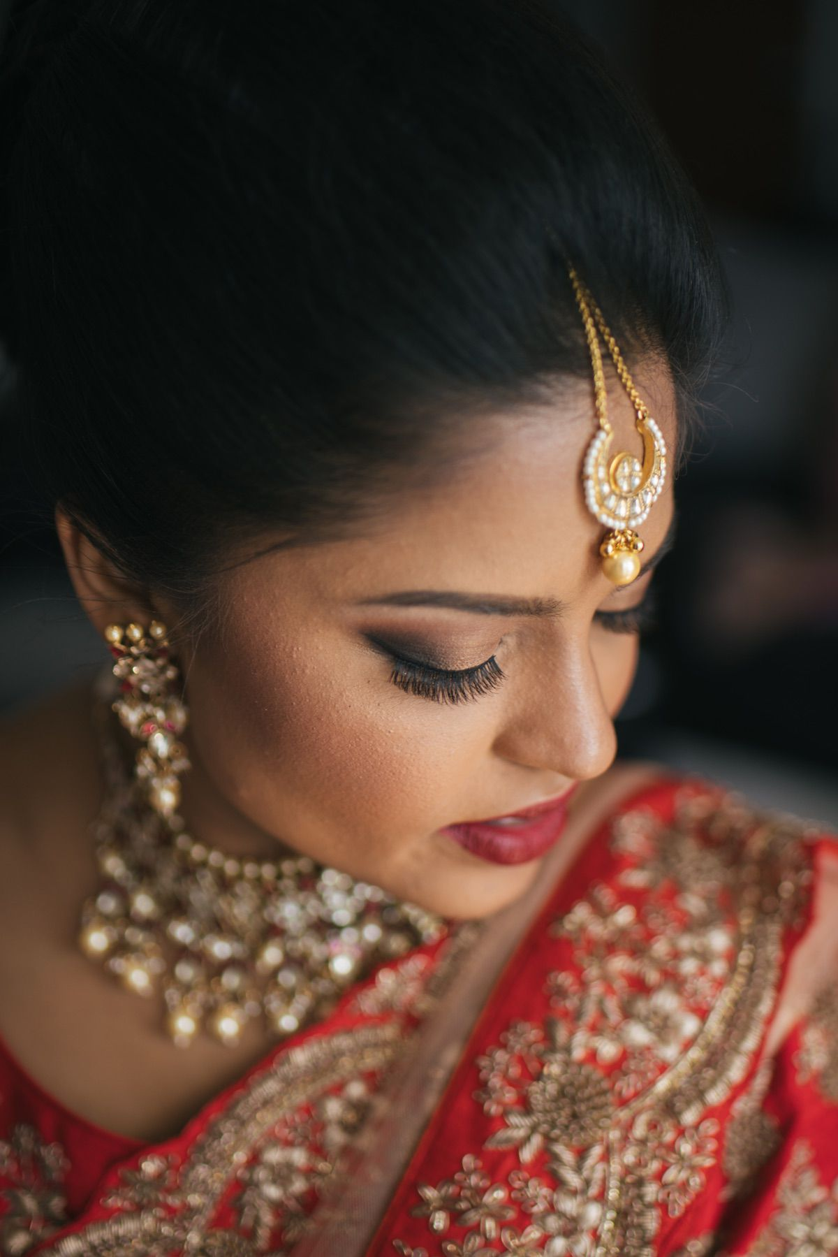 Le Cape Weddings - South Asian Wedding - Trisha and Jordan - Bride Getting Ready AM --21.jpg