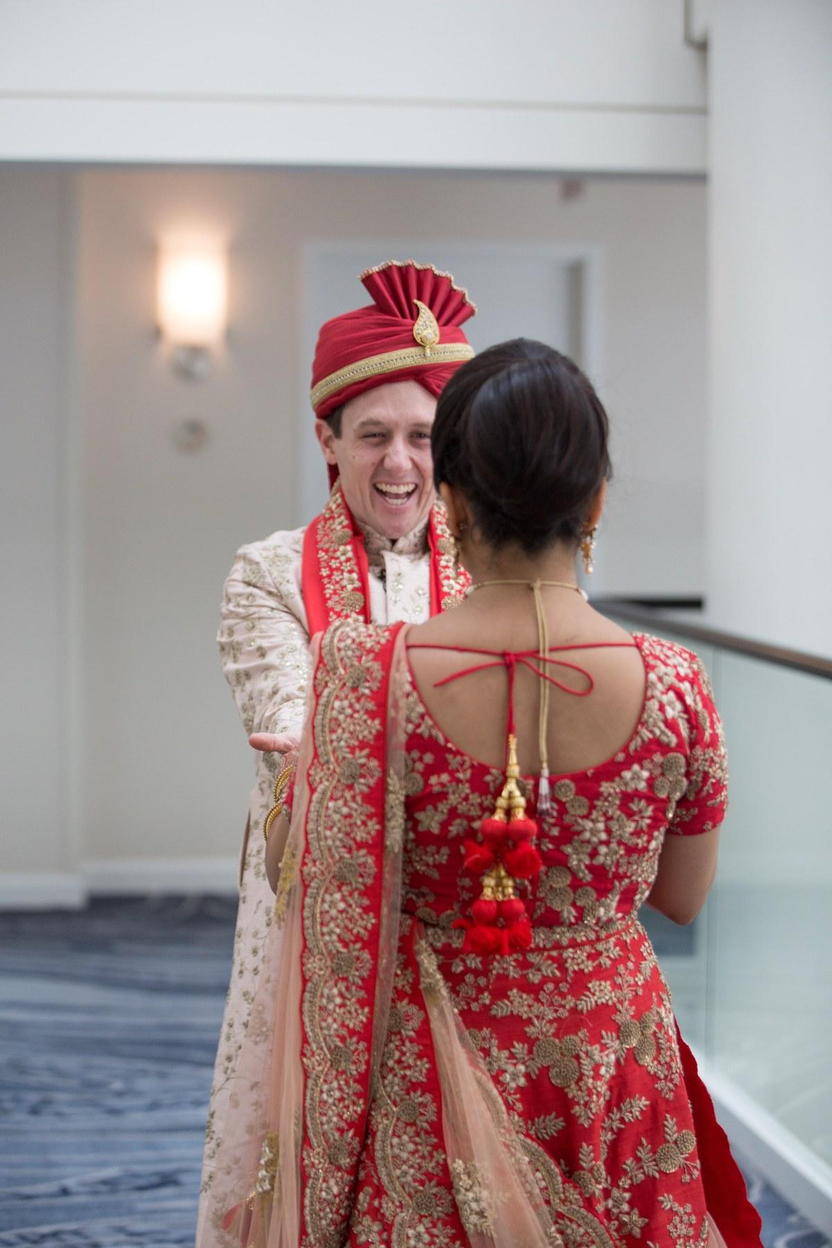 Le Cape Weddings - South Asian Wedding - Trisha and Jordan - First Look --4.jpg