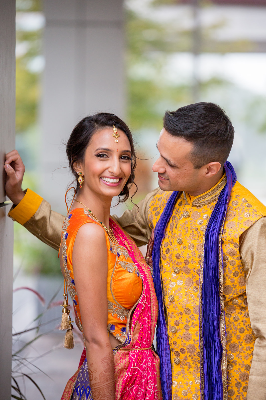 Le Cape Weddings - Monica and Pratik - Sangeet 00338.jpg