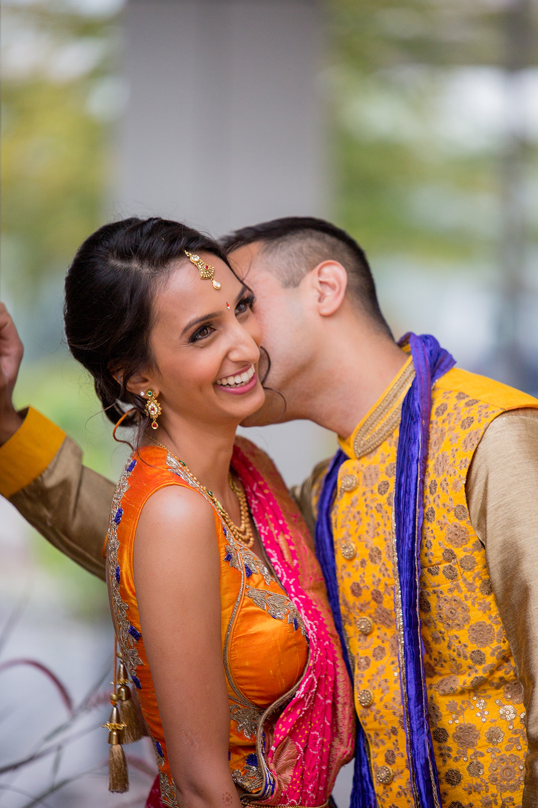 Le Cape Weddings - Monica and Pratik - Sangeet 00339.jpg