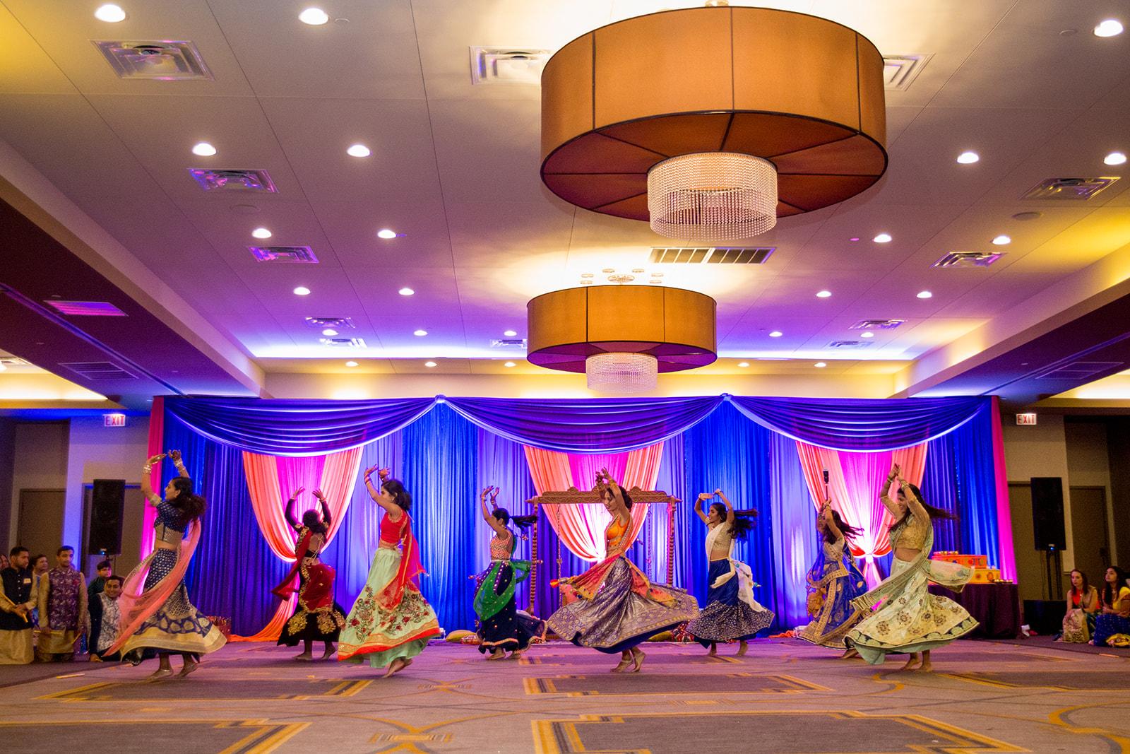 Le Cape Weddings - Monica and Pratik - Sangeet 00448.jpg