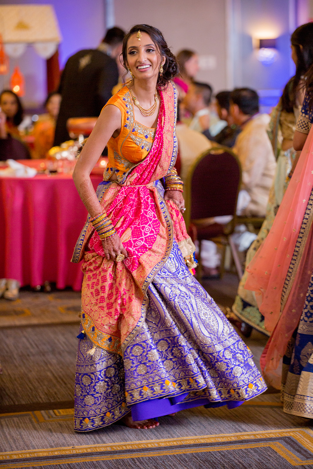 Le Cape Weddings - Monica and Pratik - Sangeet 00410.jpg