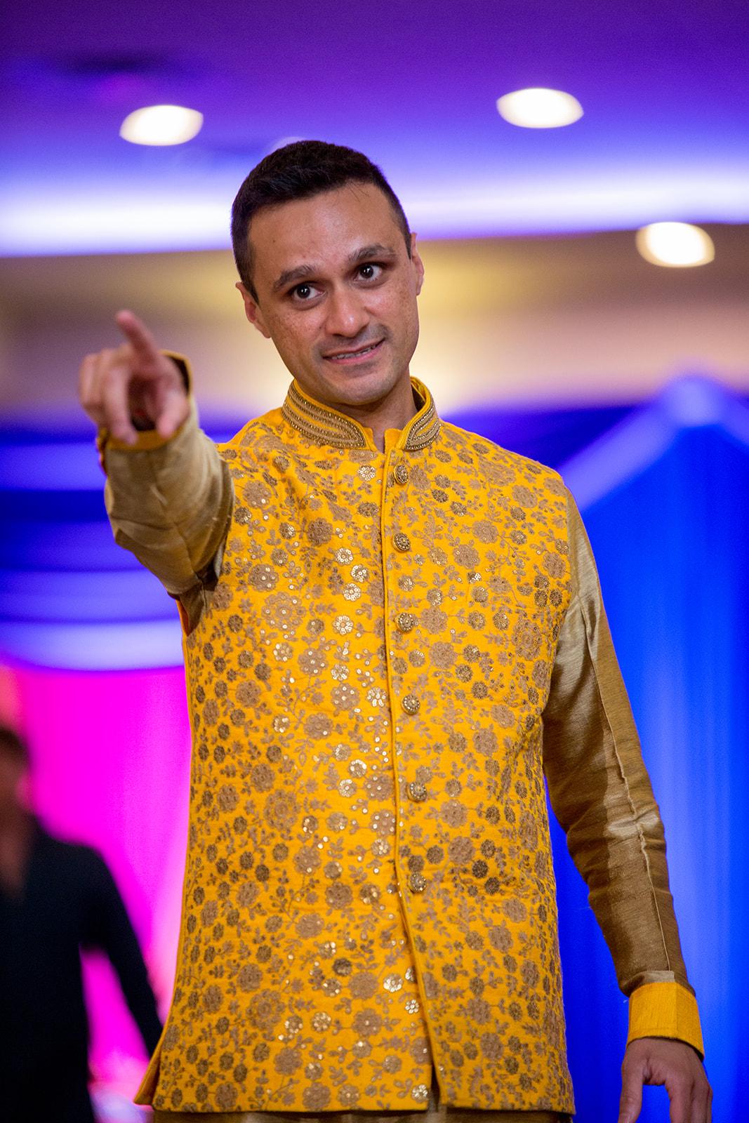 Le Cape Weddings - Monica and Pratik - Sangeet 00460.jpg