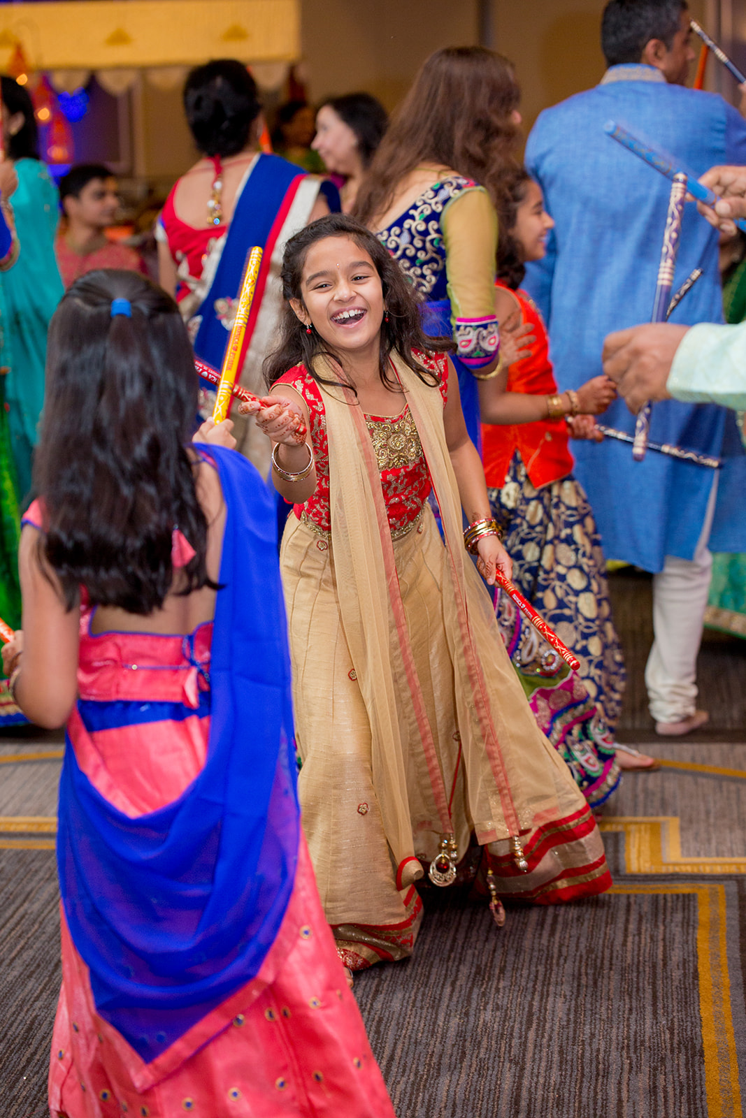 Little ones always catch our eye. Who is there to blame with these beautiful smiles!