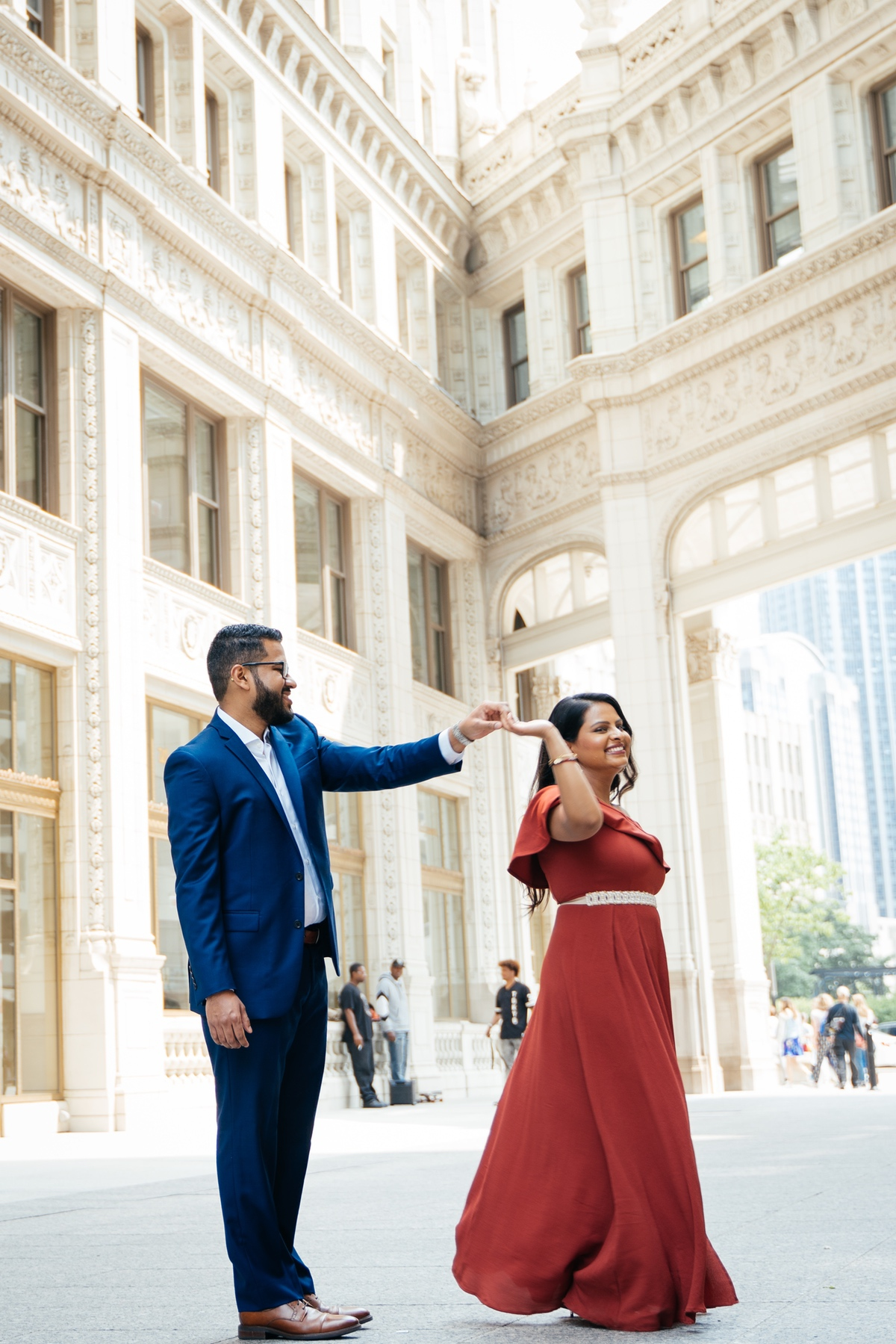 Le Cape Weddings - Sindhura - Chicago Engagement Session_-10.jpg