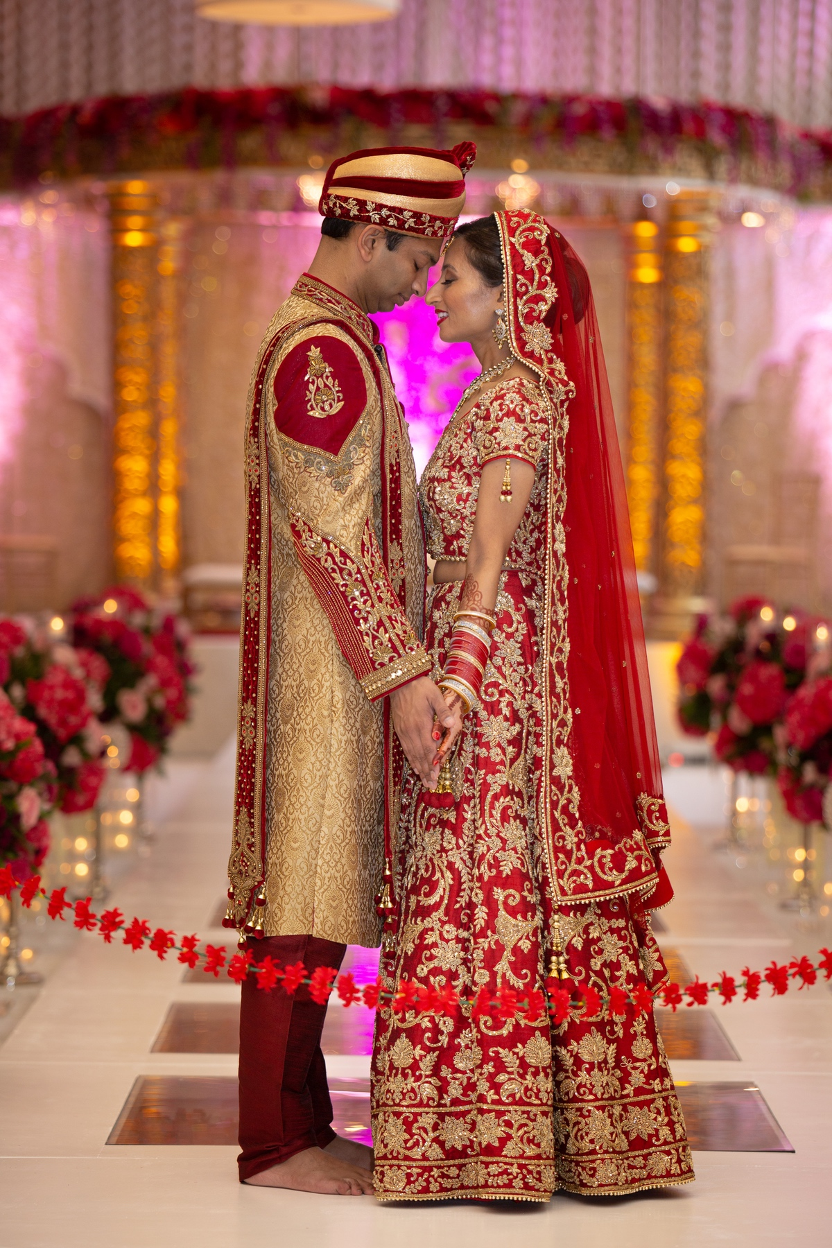 Le Cape Weddings - South Asian Wedding - Chicago Wedding Photographer P&V-43.jpg