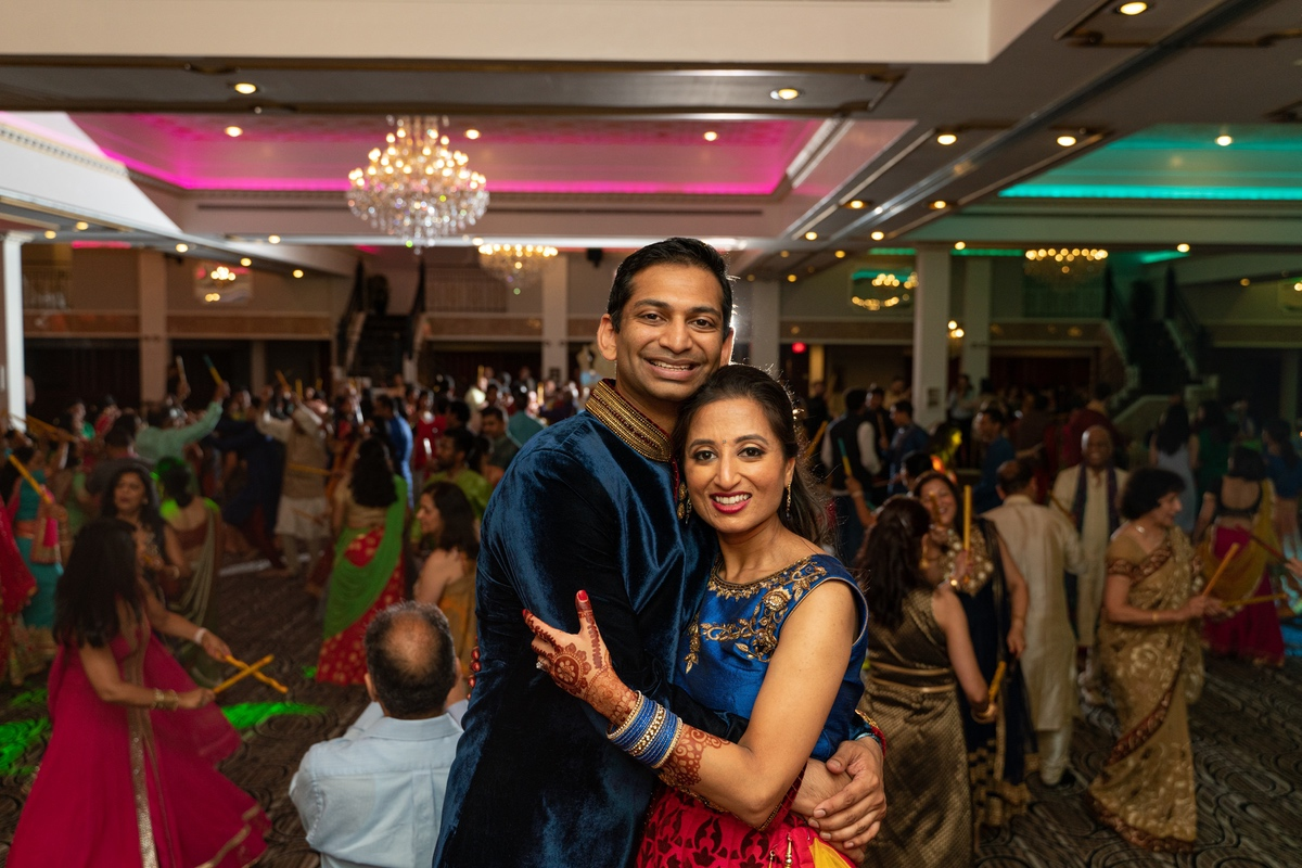Sangeet - A quick sneak peek to their Sangeet