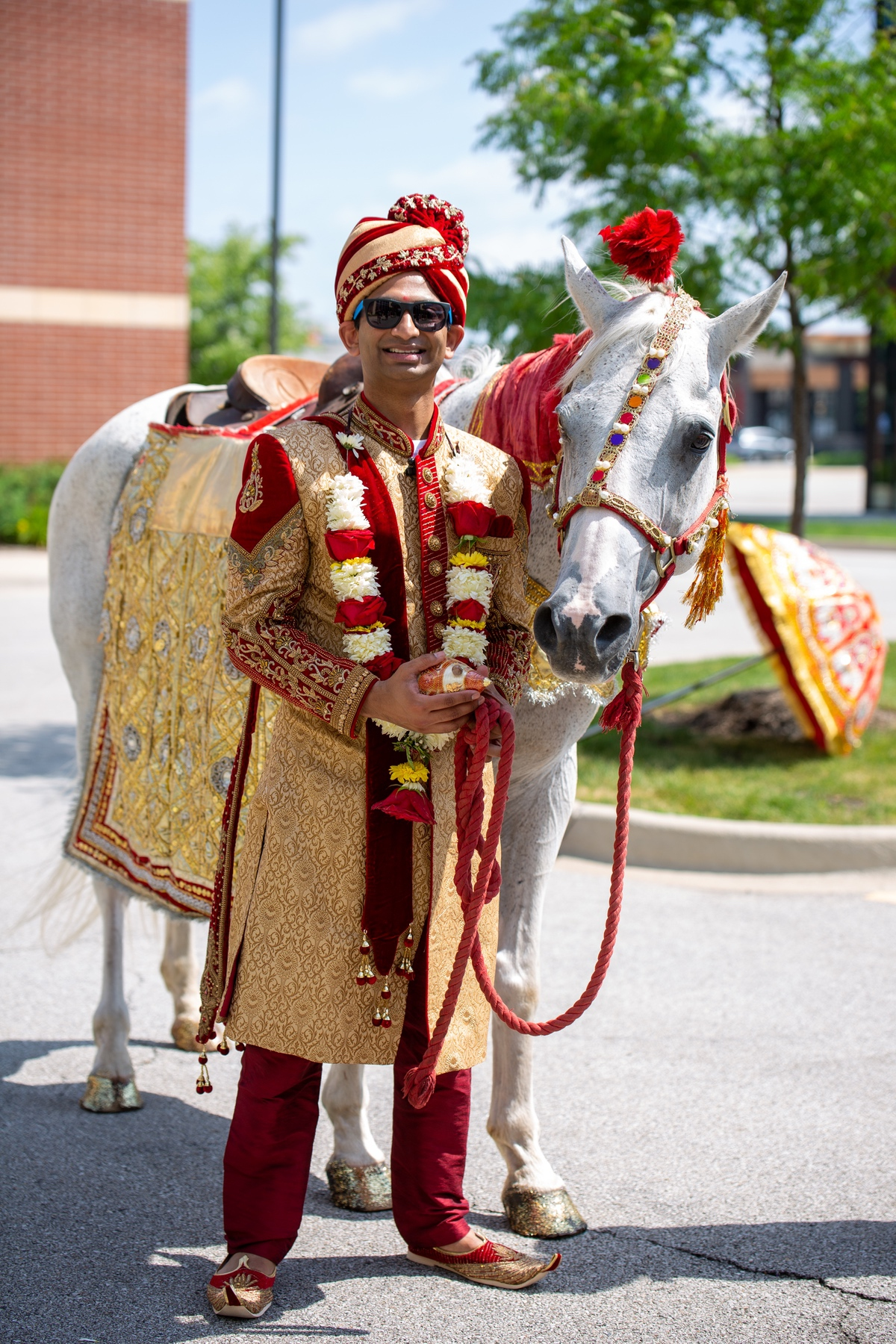 Baraat - Over 100 degrees Baraat