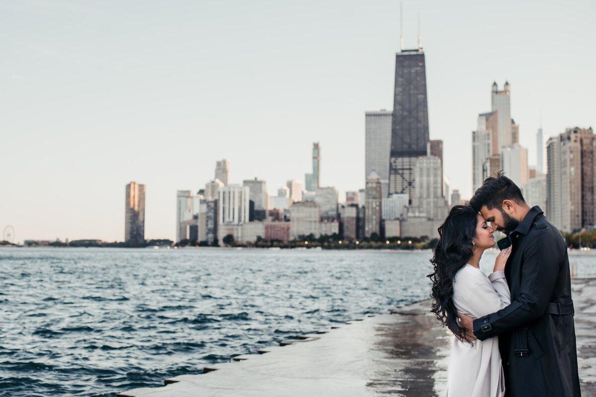 Joann + Bensen - They fell in love in the Windy City