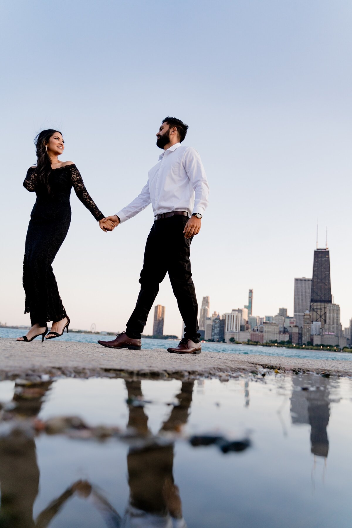 Le Cape Weddings - Chicago Engagement Session - Joann and Bensen -34.jpg