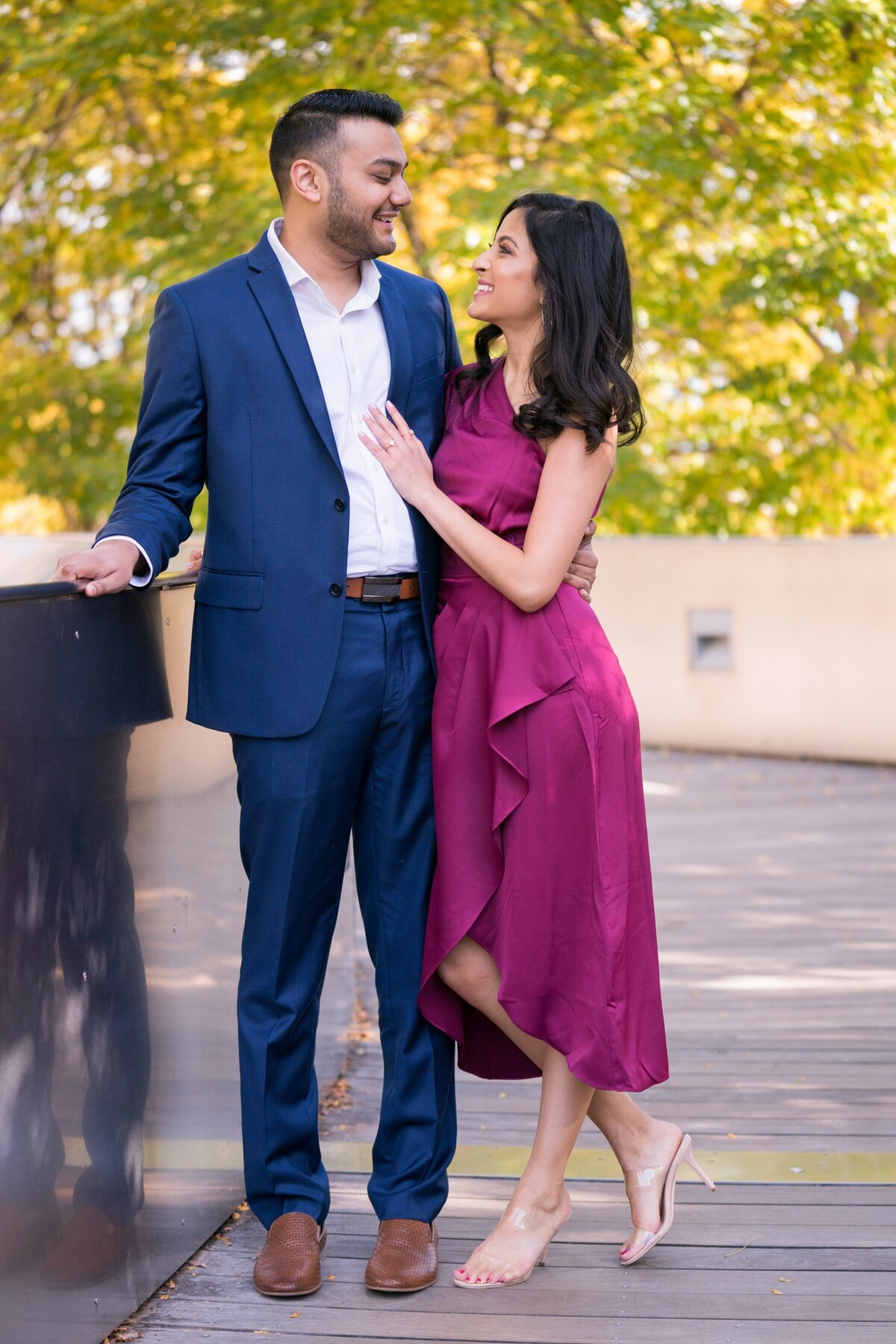 Le Cape Weddings - Chicago Engagement Session-5.jpg