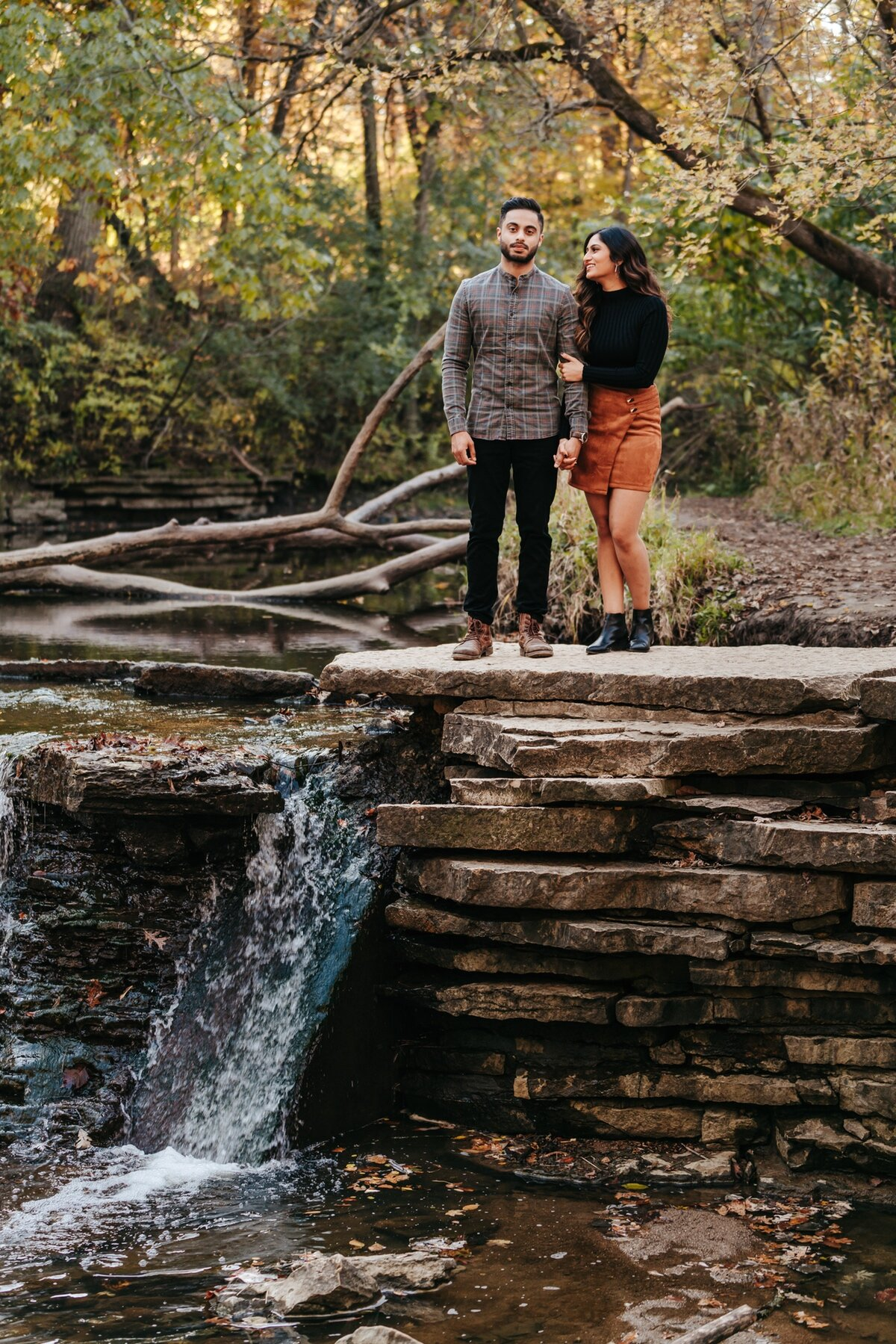 Le Cape Weddings - Chicago Engagement Session - Michelle and Matthew-12.jpg