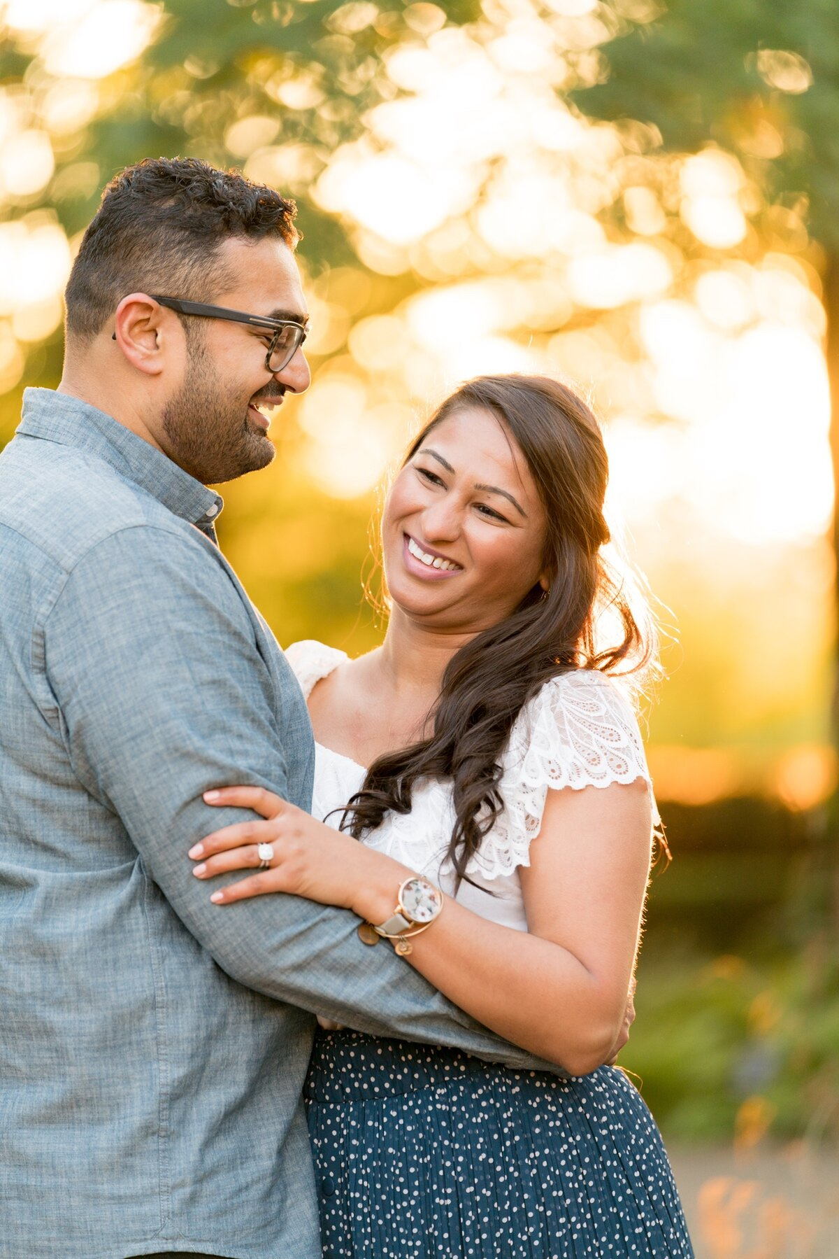 Le Cape Weddings - Chicago Engagement Session - Kinjal and Pratik -14.jpg