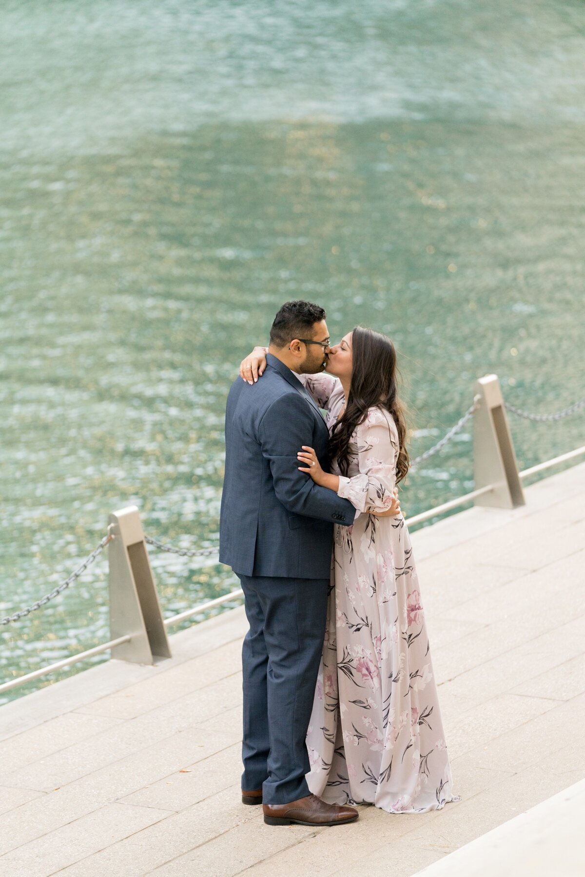 Le Cape Weddings - Chicago Engagement Session - Kinjal and Pratik -24.jpg