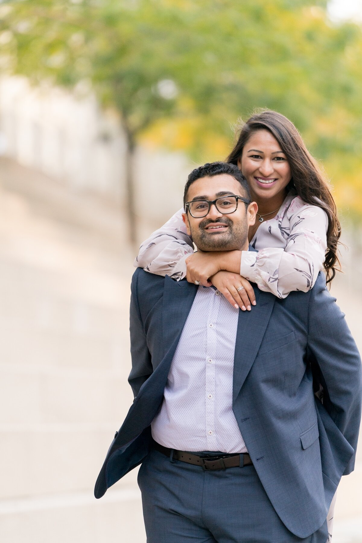 Le Cape Weddings - Chicago Engagement Session - Kinjal and Pratik -28.jpg
