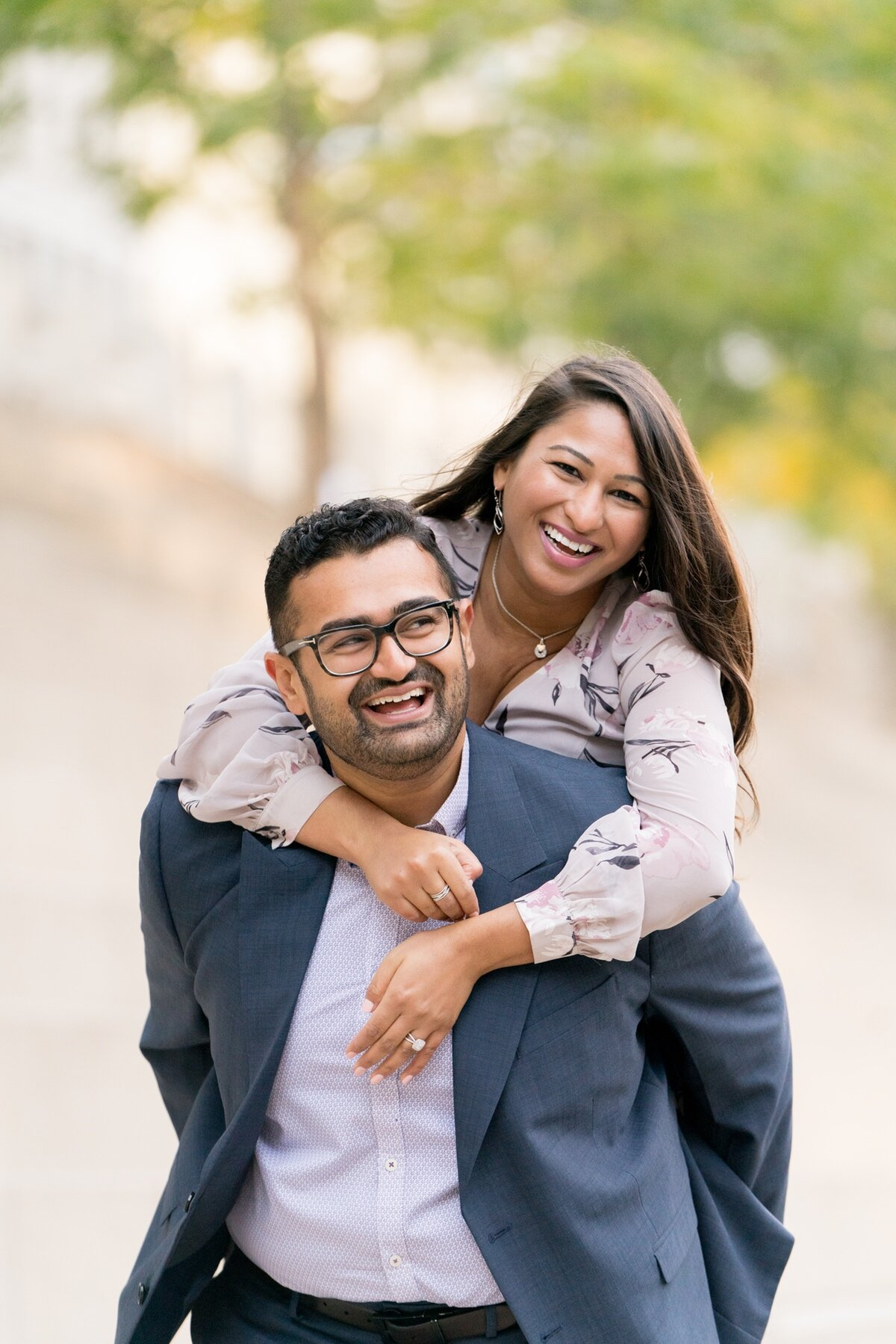 Le Cape Weddings - Chicago Engagement Session - Kinjal and Pratik -29.jpg