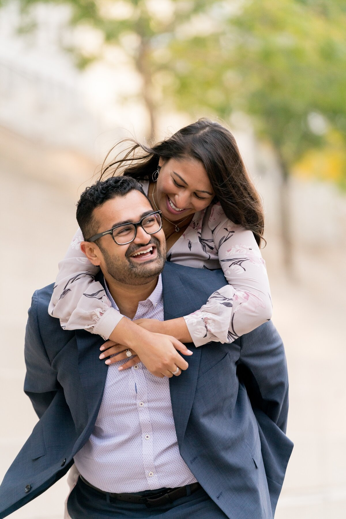 Le Cape Weddings - Chicago Engagement Session - Kinjal and Pratik -30.jpg