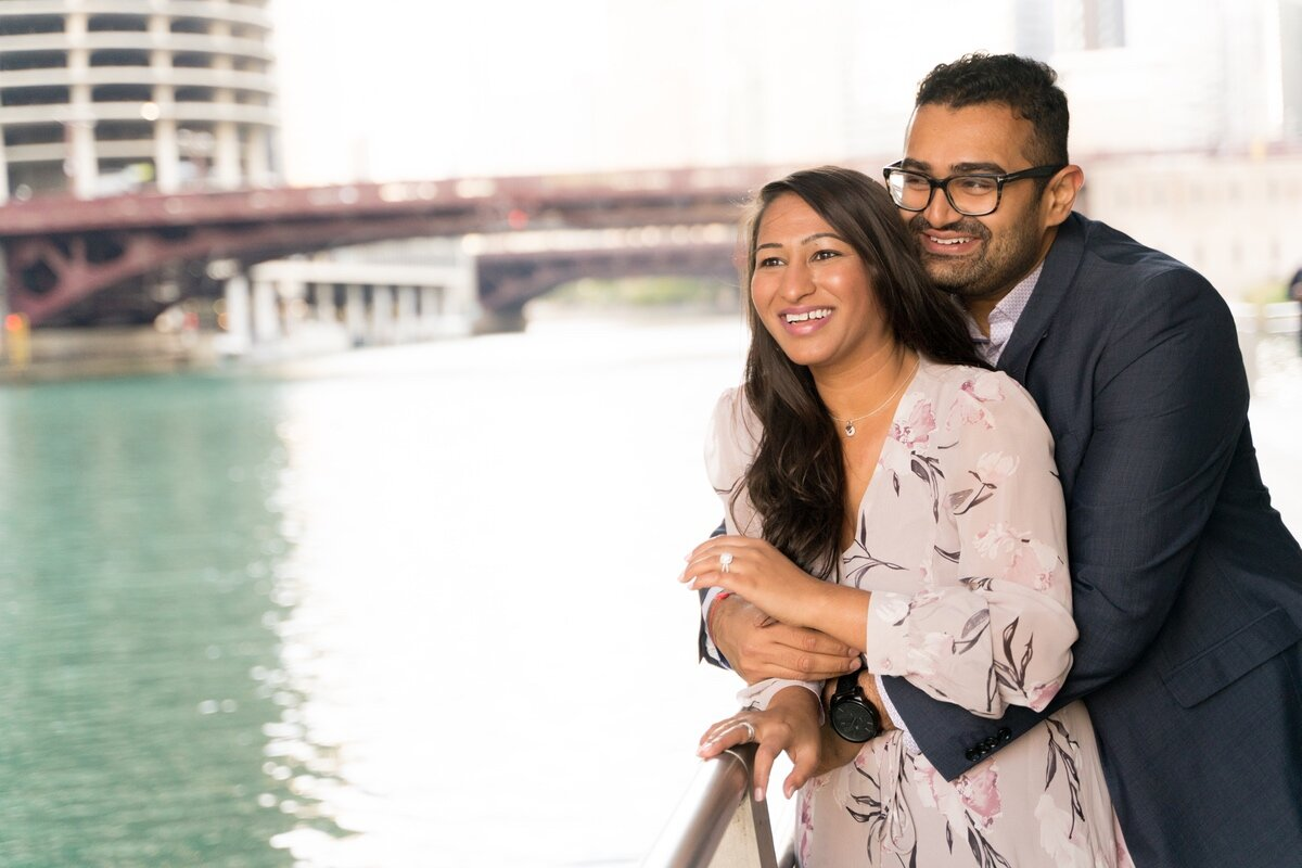 Le Cape Weddings - Chicago Engagement Session - Kinjal and Pratik -18.jpg