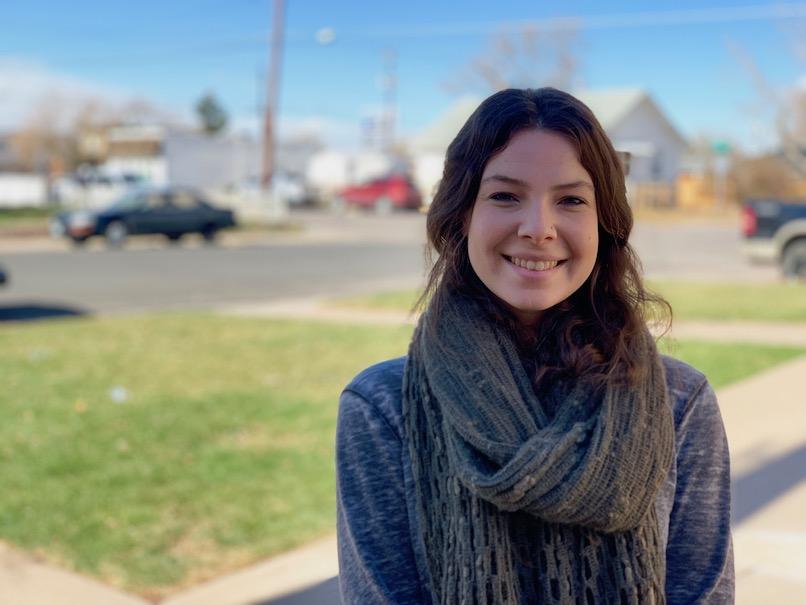 Sara Kidd  - Worship Assistant