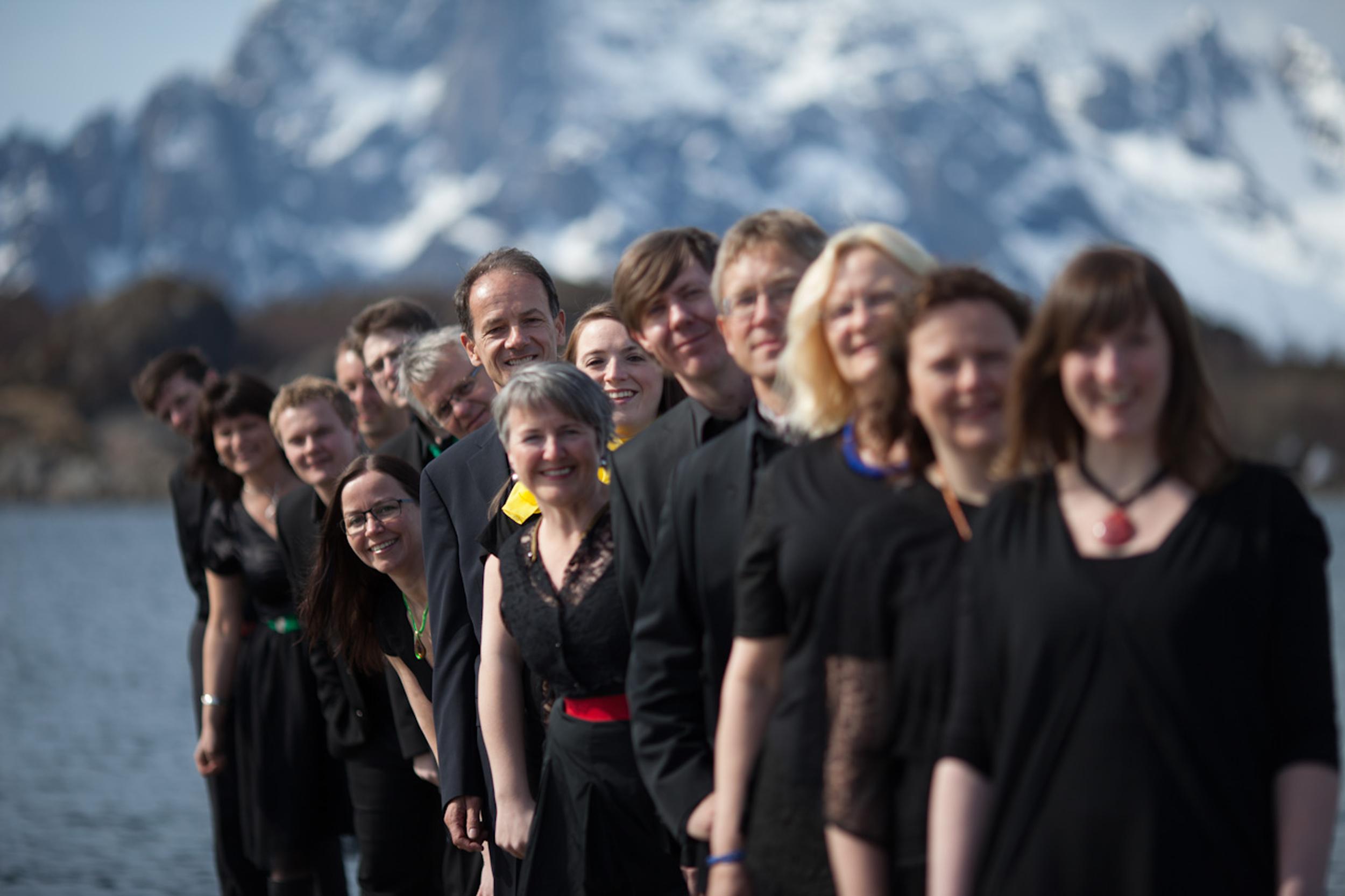 Vokal nord anno 2012. Foto: Kjell Ove Storvik