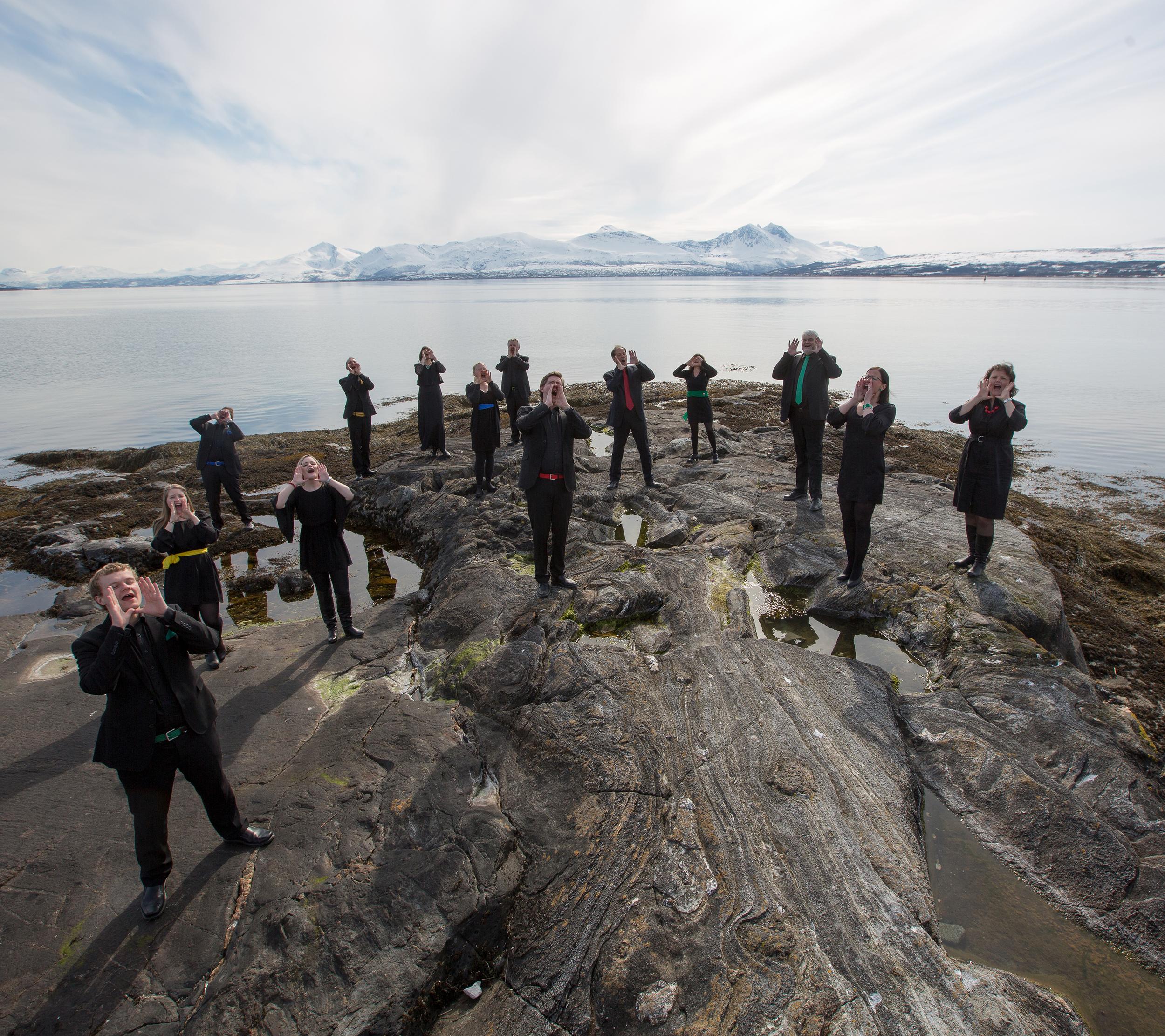 vokal nord anno 2014. foto: yngve olsen sæbbe