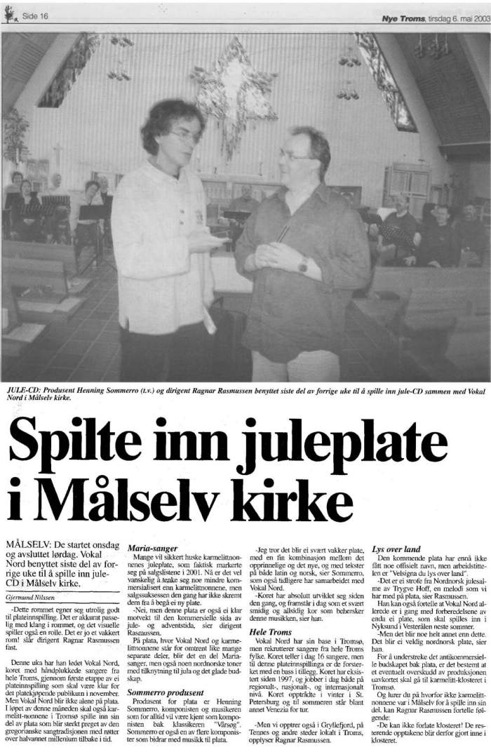Mai 2003