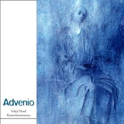 Advenio  (2003) I dette samarbeidet med nonnene i Karmelittklosteret i Tromsø, er det advenstiden som står i fokus. Greogorianske antifoner, tradisjonelle folketoner og samtidsmusikk går opp i en høyere enhet på dette albumet, hvor Vokal Nord og karmelittnonnene synger både hver for seg og sammen. Henning Sommero er produsent. Kjøp på iTunes