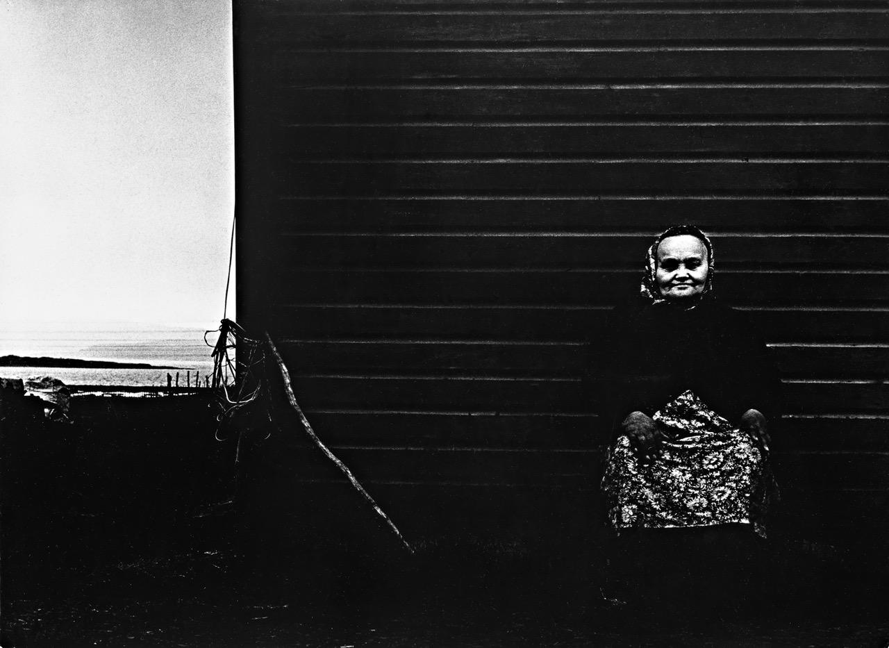 Foto Portrett Nesseby 1962© Kåre Kivijärvi / BONO 2017