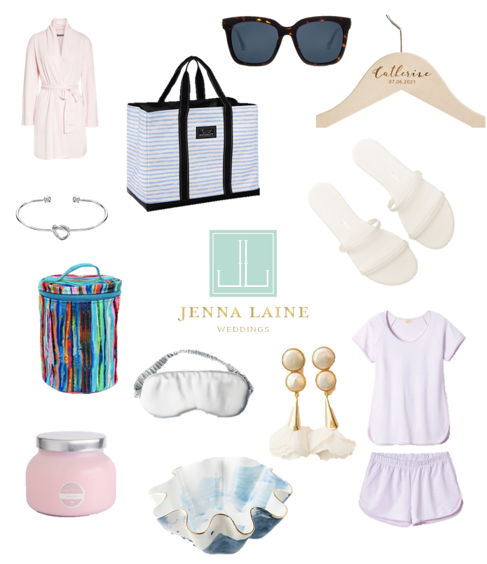 Jenna Laine Weddings Gift Guide