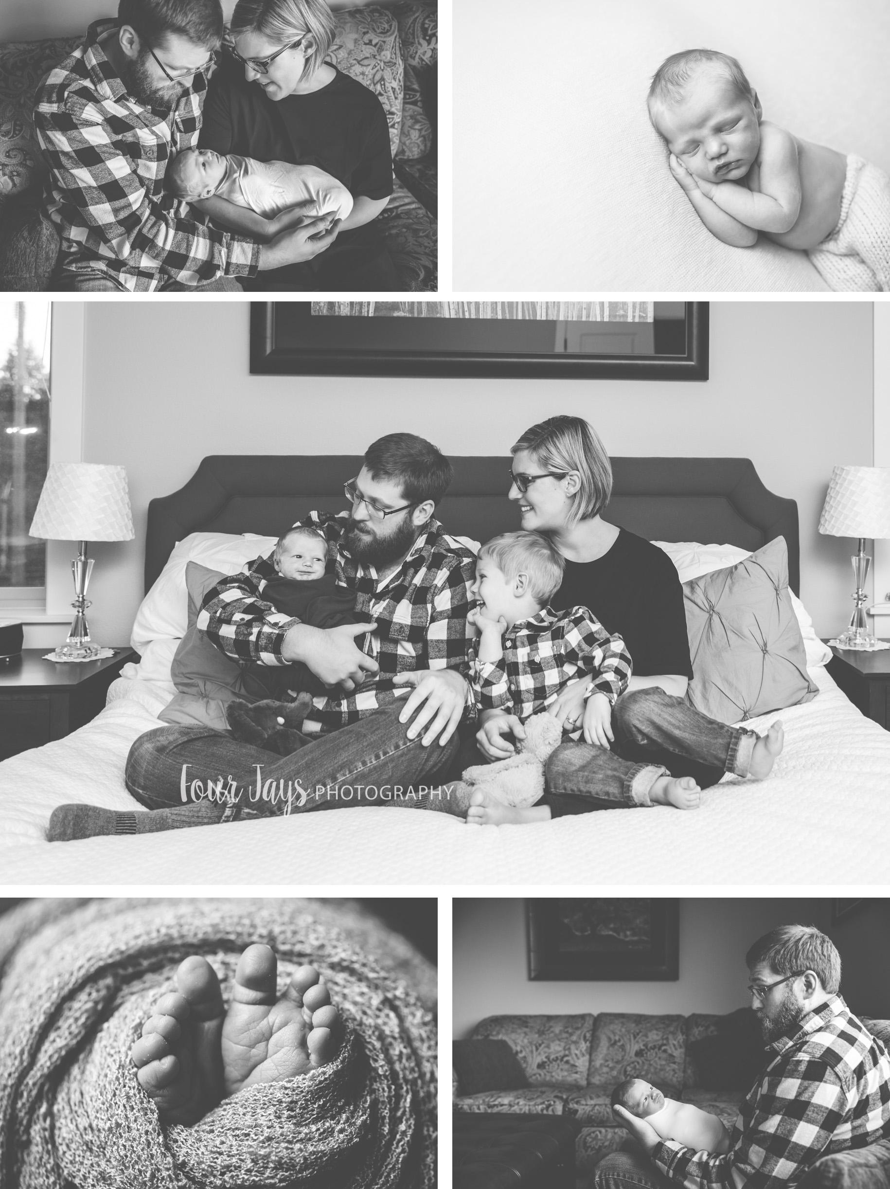Best Newborn Photographer Hillsboro Oregon 2018 black and white wm.jpg
