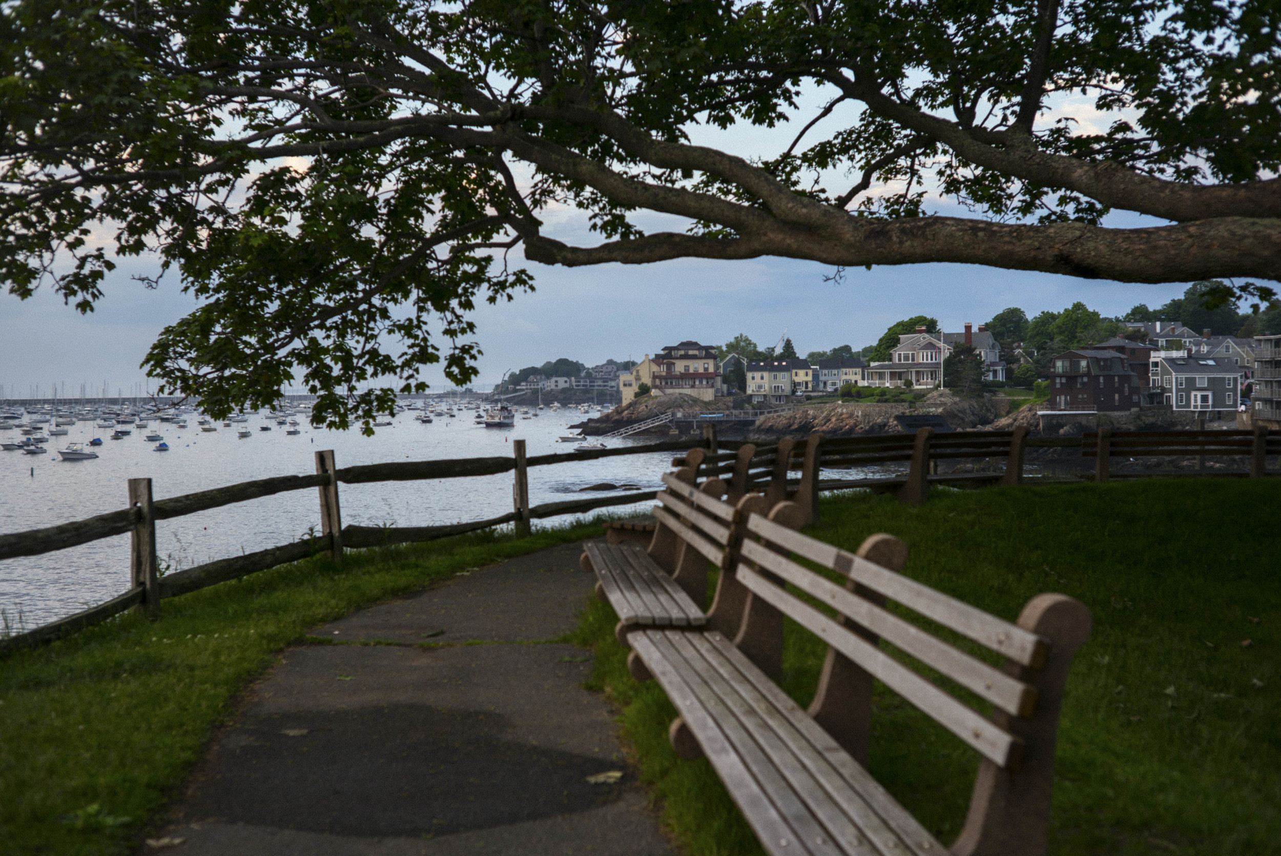 Fort Sewall, Marblehead, Massachusetts  Leica M, 35mm Summicron, f/3.4, 1/500s. ISO 400