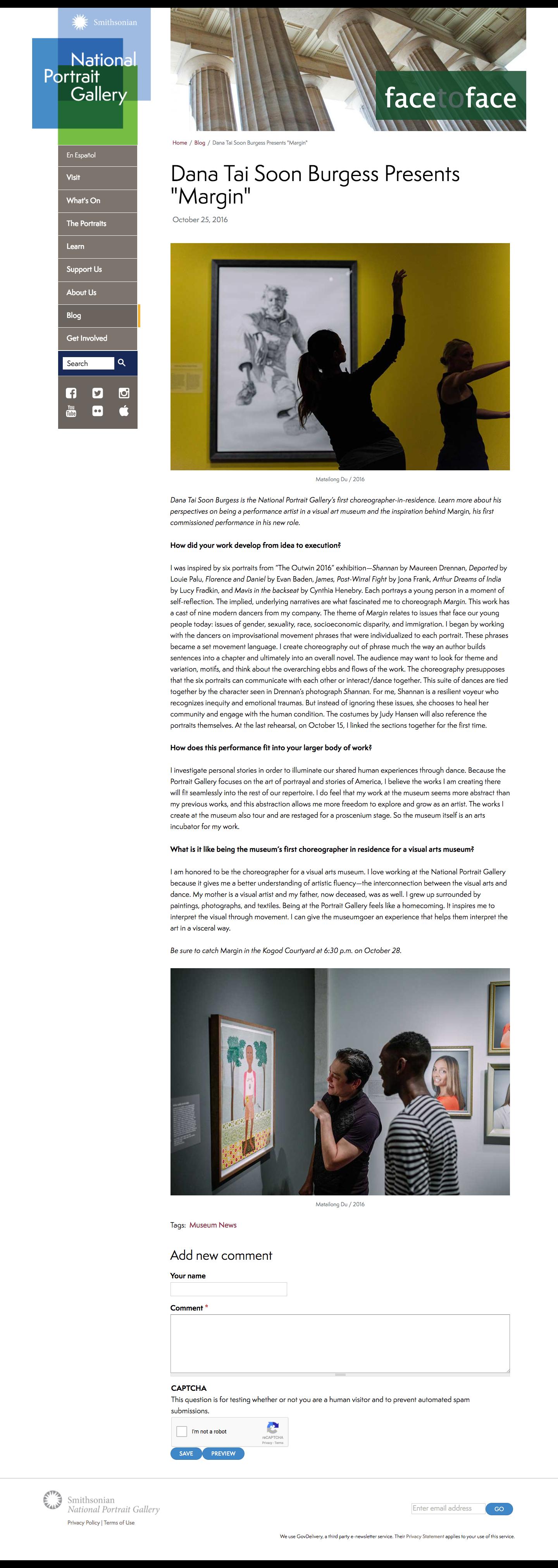 Dana Tai Soon Burgess Presents  Margin    National Portrait Gallery.png