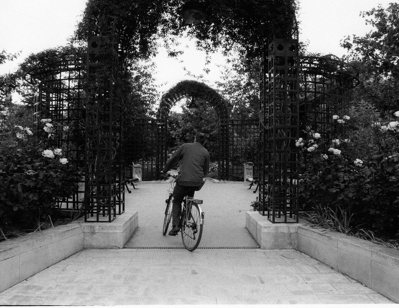 Paris: Through the Arch