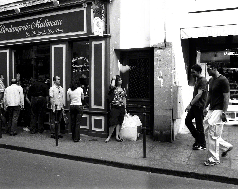 Paris: Waiting