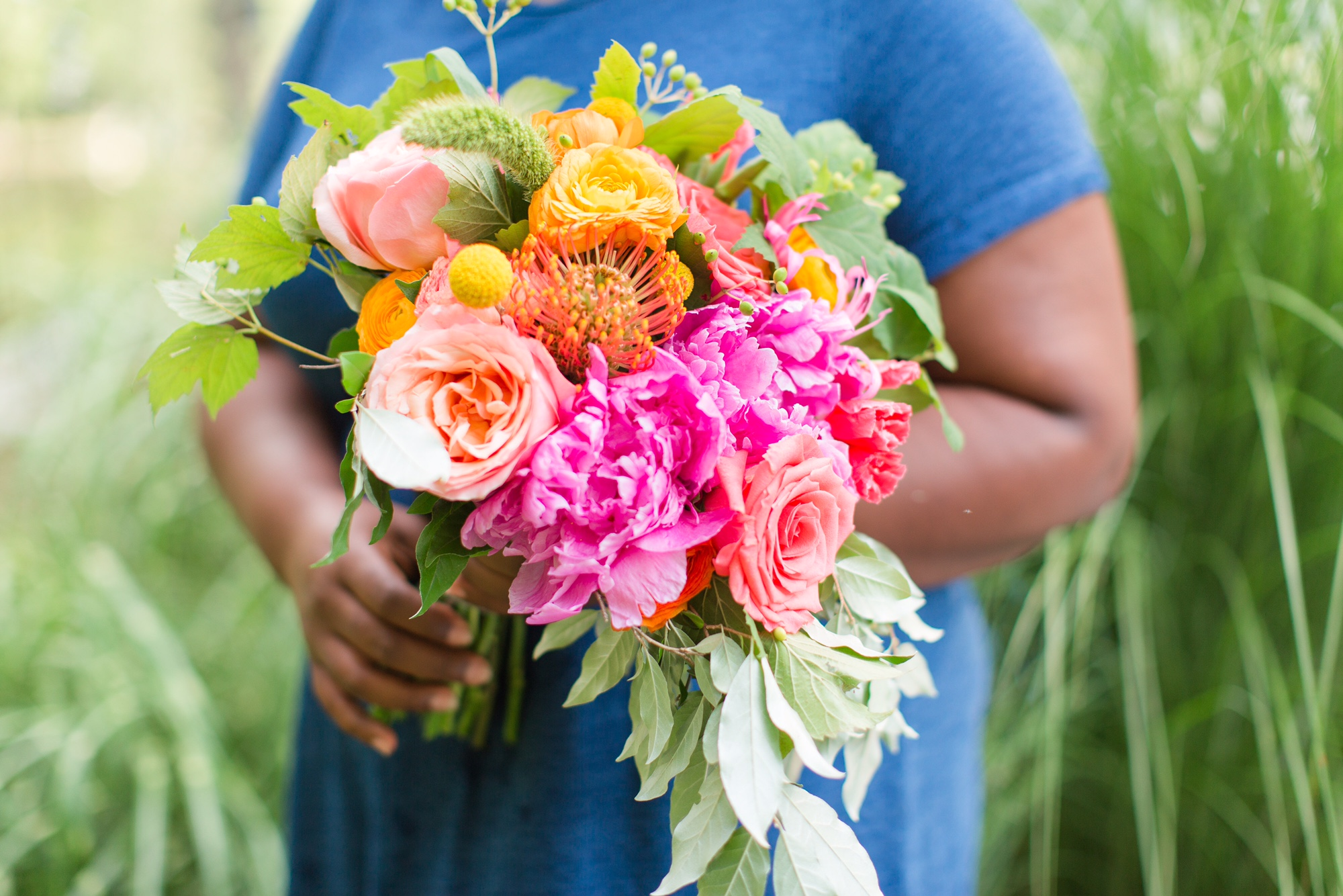 Bouquet by  Raise The Ruth Events