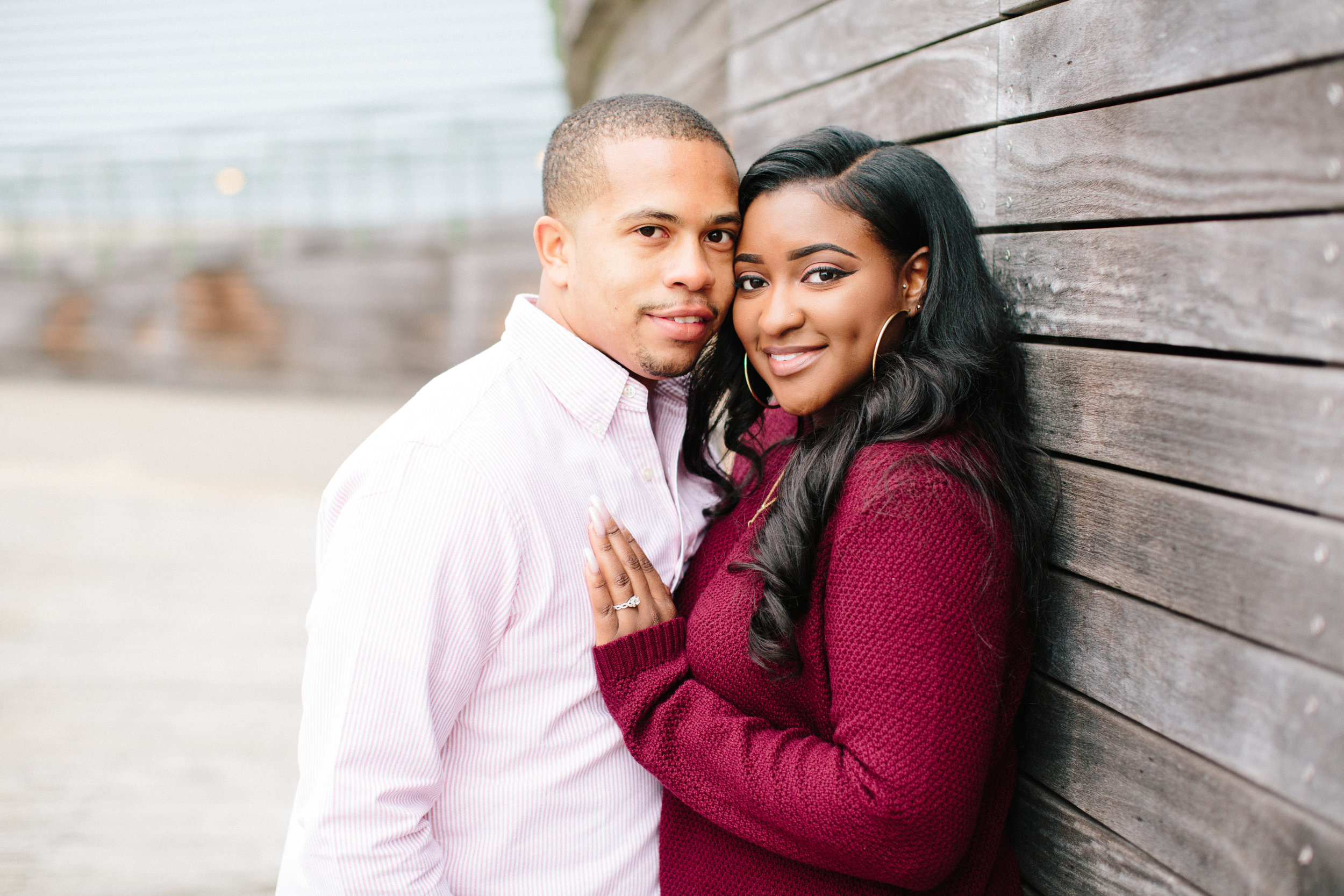 2017 Beautiful Beginnings Giftaway Couple photographed by  Chelsea Anderson Photography