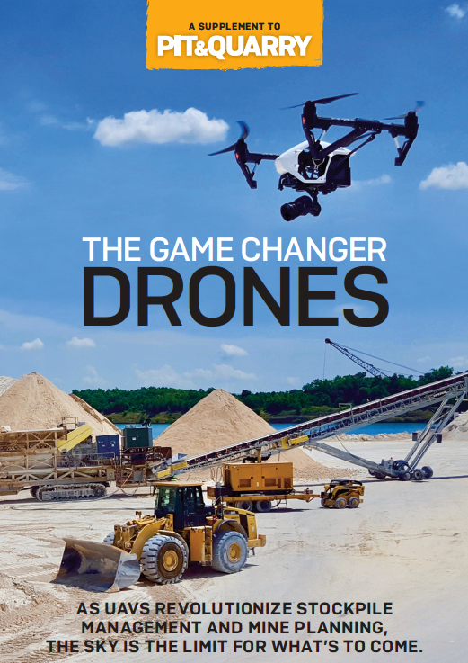 Drones: The Game Changer