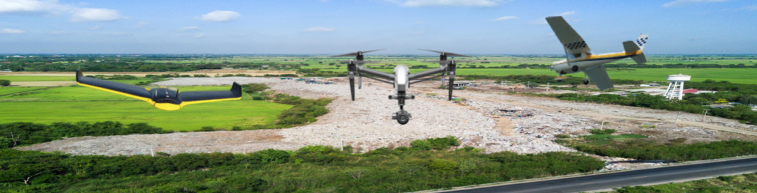 Drones - Landfill Mapping