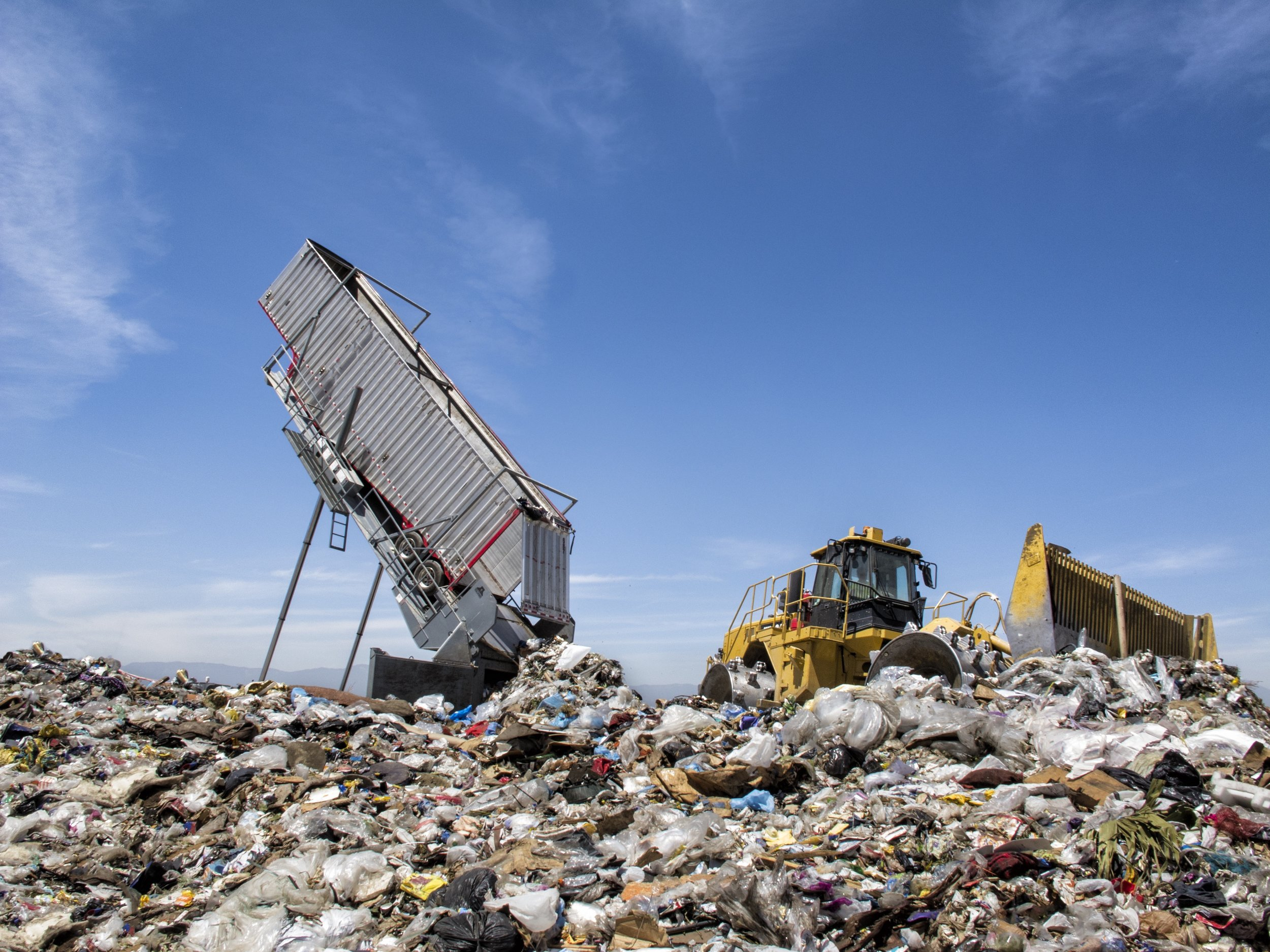Landfill Aerial Mapping