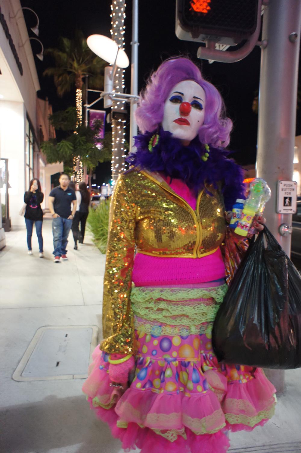 City Clown