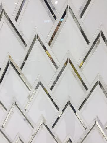 Daggers Antique mirror