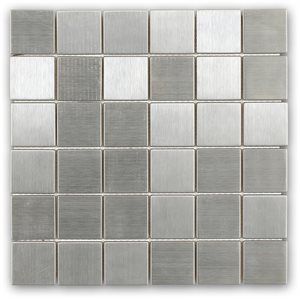 Stainless 2x2