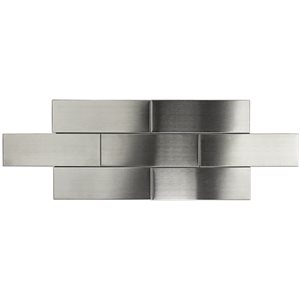 Stainless 2x6