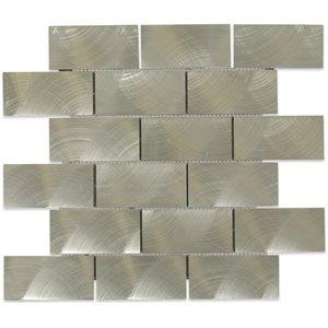 Aluminum 2x4 Brick